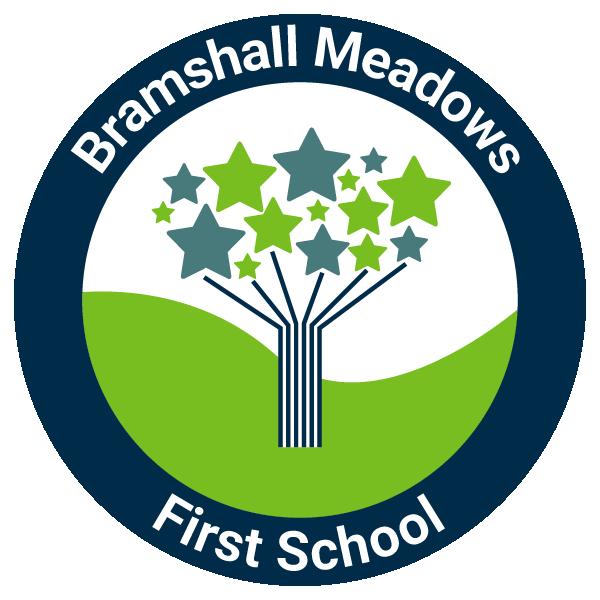 Bramshall Meadows First School Logo